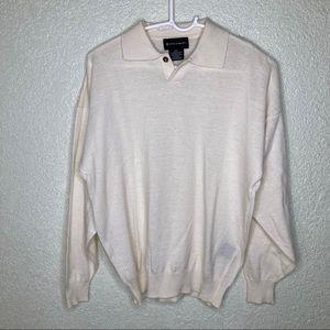 Conte Di Milano NWOT Sweater Wool Medium